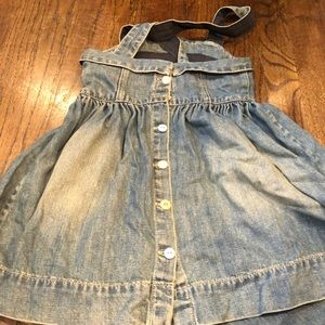 Ralph Lauren denim dress size 5 ⭐️